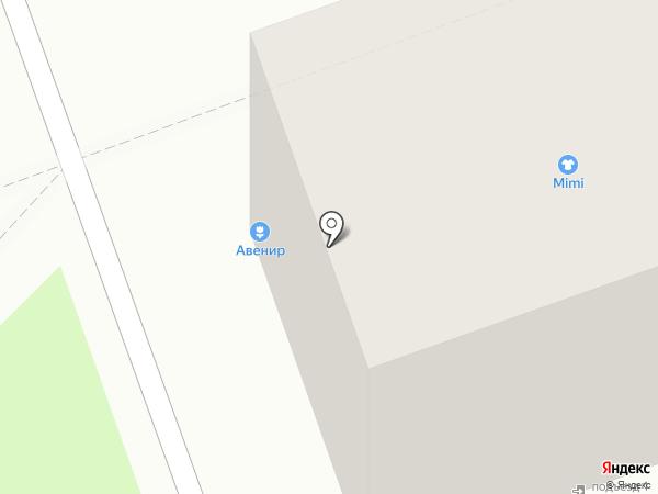 Росбанк, ПАО на карте Дзержинска