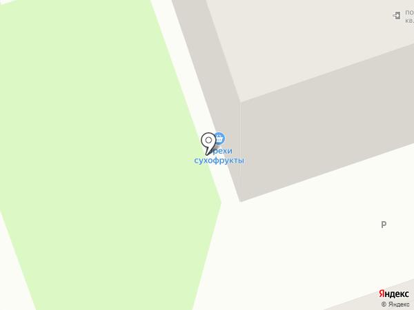 Кондор на карте Дзержинска