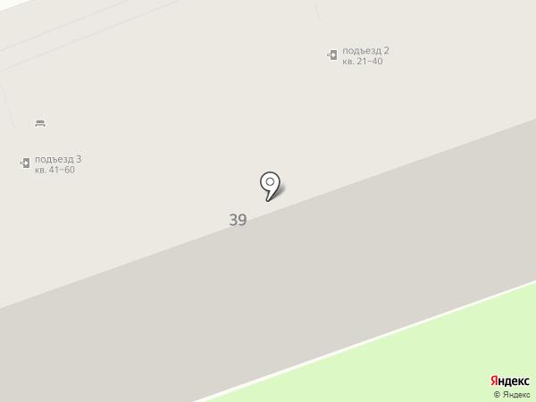 Ирина на карте Дзержинска