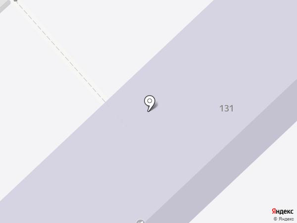 Детский сад №7, Семицветик на карте Георгиевска