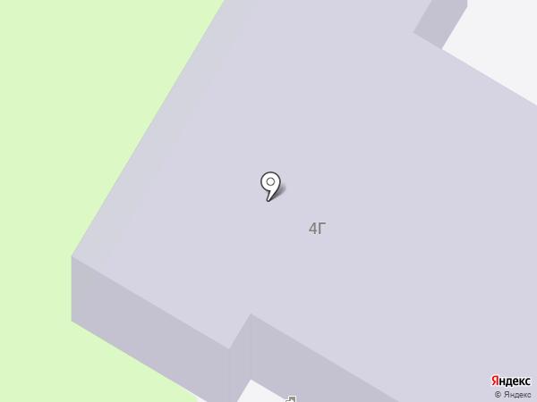 Эколого-биологический центр детей на карте Дзержинска