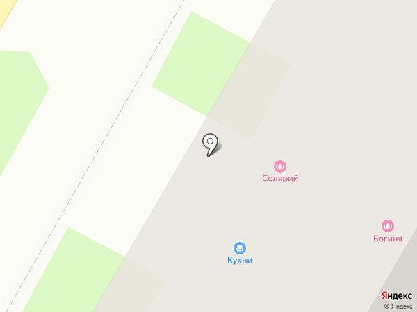 Кругозор Плюс на карте Дзержинска