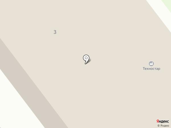 ВСК, С на карте Дзержинска