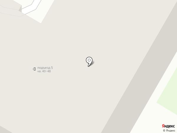 Стоматологическая поликлиника на карте Дзержинска