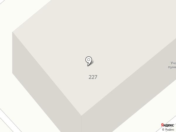 Участковый пункт полиции на карте Георгиевска