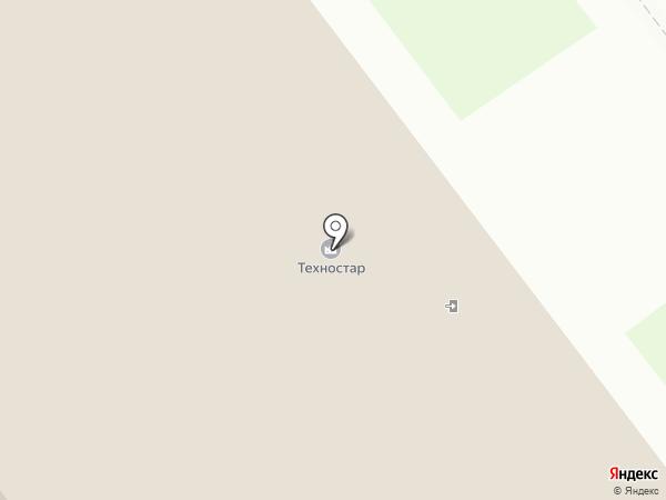 Фемида на карте Дзержинска