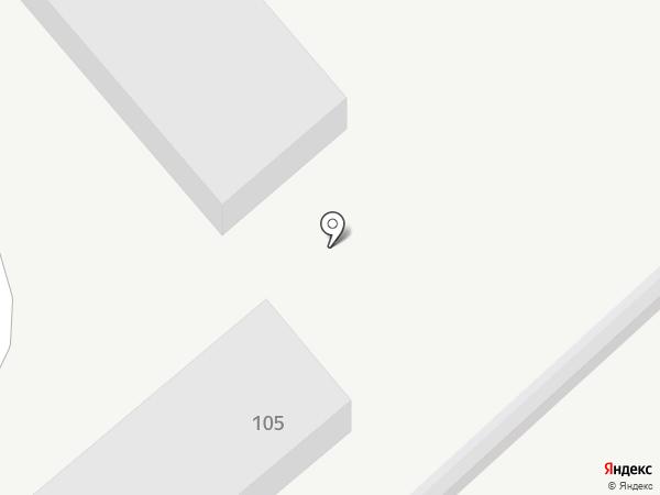 Горстрой на карте Георгиевска