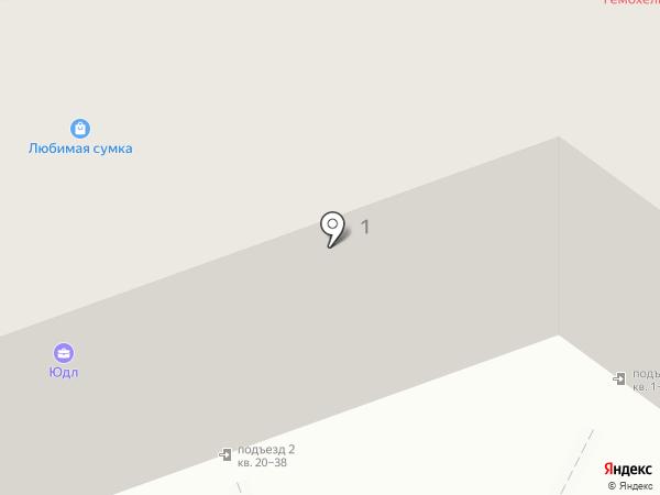 Автотехосмотр 52 на карте Дзержинска