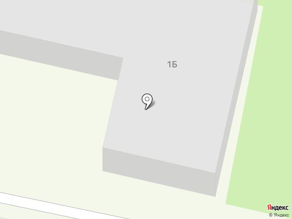Пионер на карте Дзержинска