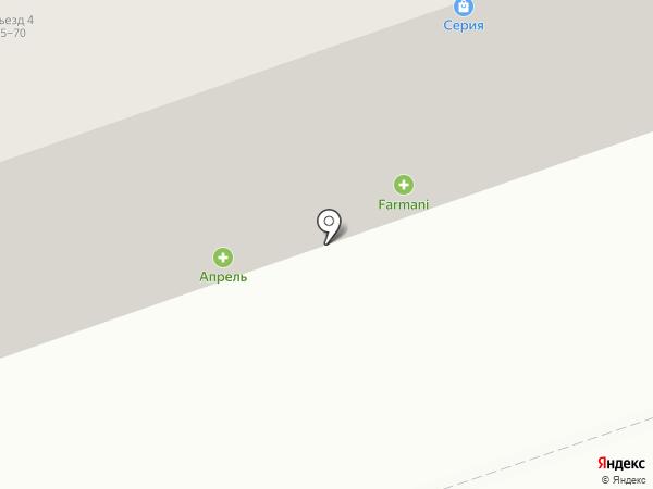Farmani на карте Дзержинска