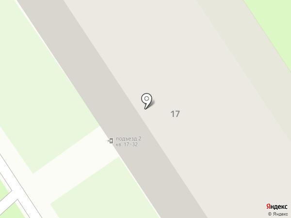 CITY & SUSHI на карте Дзержинска