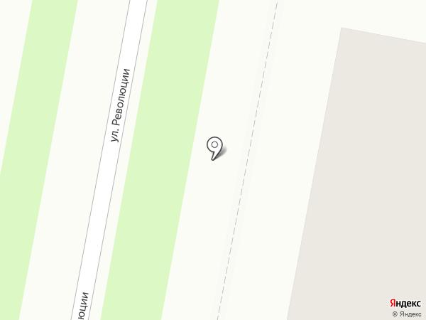 Для вас на карте Дзержинска