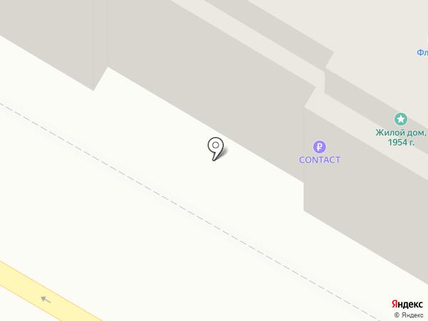 Дом здоровья на карте Дзержинска