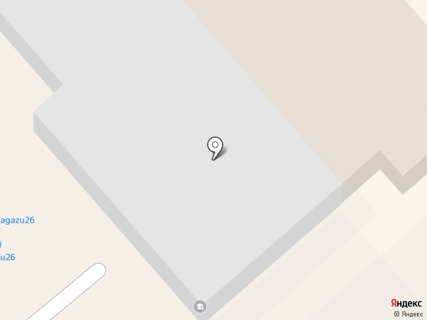 AKPP26rus на карте Георгиевска