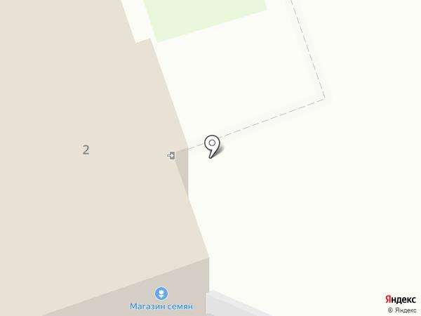 Автовокзал г. Дзержинска на карте Дзержинска