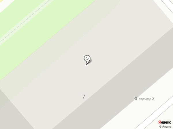 Лактис на карте Георгиевска