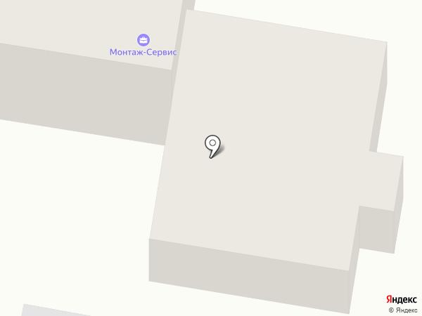 СПК Монтаж-Сервис на карте Дзержинска
