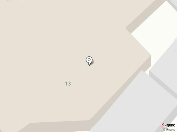 Чудесница на карте Дзержинска