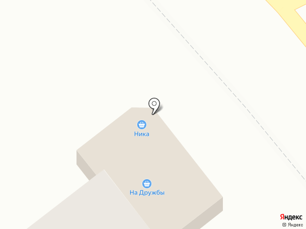 Ника на карте Георгиевска