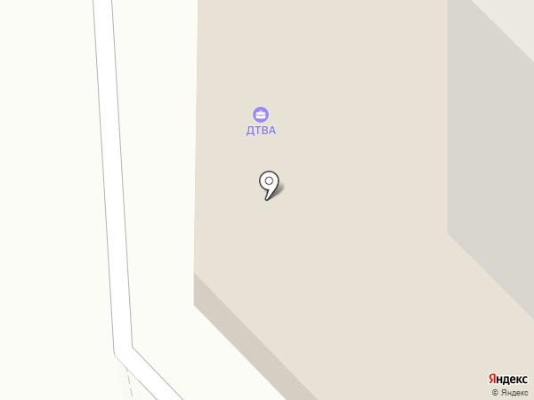 Афродита на карте Дзержинска