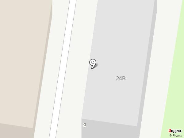 СпецСнаб на карте Дзержинска