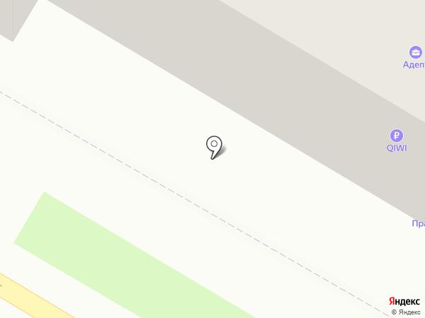 Дисконт-магазин одежды на карте Дзержинска