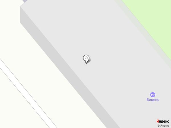 КЛАСС на карте Георгиевска