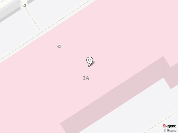 Дзержинский специализированный дом ребенка №1 на карте Дзержинска