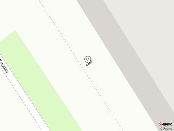 Дзержинский водоканал на карте Дзержинска