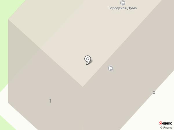 Успех на карте Дзержинска