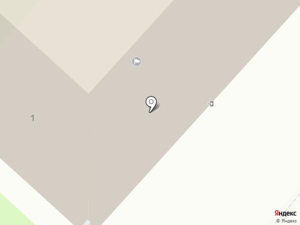 Городская Дума г. Дзержинска на карте Дзержинска