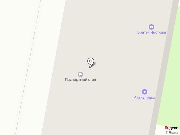 Управдом на карте Дзержинска