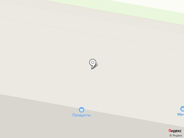 Флор-1 на карте Дзержинска