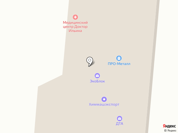 Дзержинские телеприемные антенны на карте Дзержинска