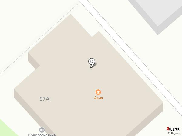 Эталон на карте Георгиевска