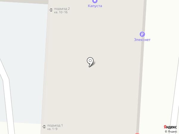 Цифрал-Сервис на карте Дзержинска