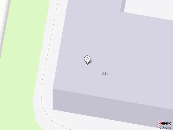 Детский сад №37 на карте Дзержинска