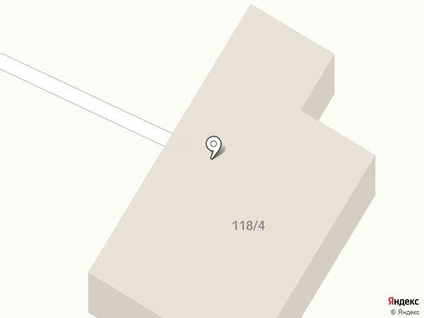 Автомойка на карте Георгиевска