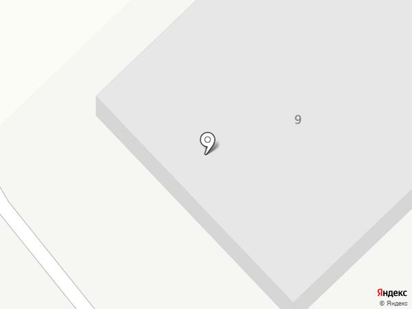Витэк на карте Георгиевска