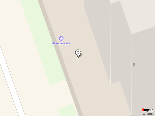 Фотосалон на карте Дзержинска