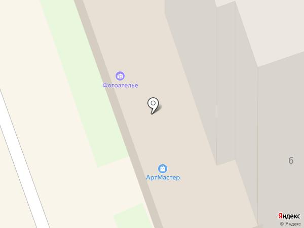 Корзиночка на карте Дзержинска