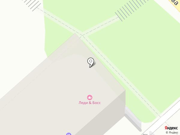 Леди & босс на карте Георгиевска