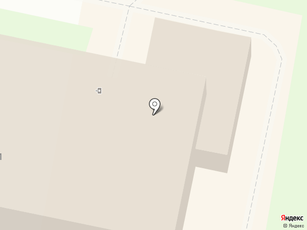 Дзержинск на карте Дзержинска