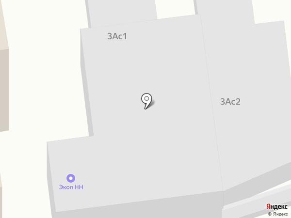 ТАЙМ-Сервис на карте Дзержинска