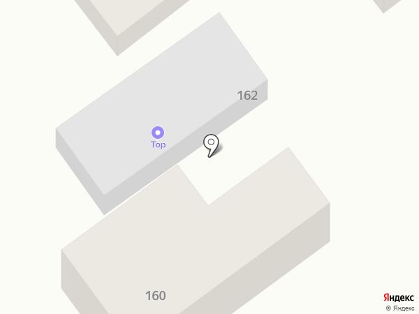 Тор на карте Георгиевска