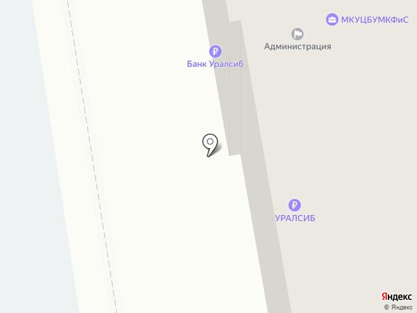 Отдел полиции №2 на карте Дзержинска