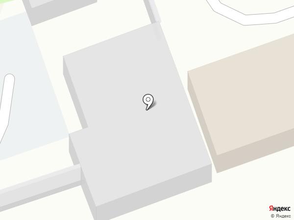 Динго на карте Дзержинска