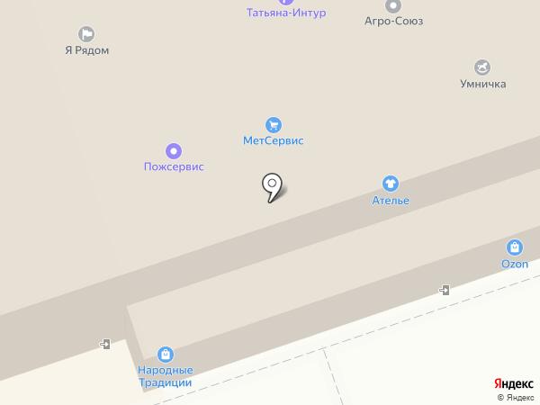 911 на карте Дзержинска