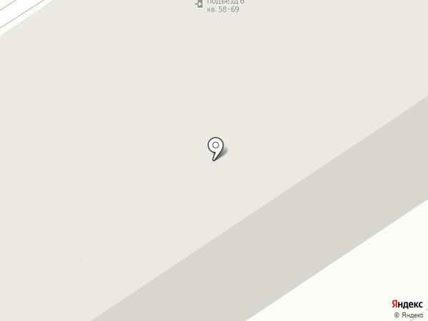 Странник на карте Дзержинска