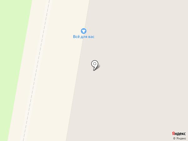Восход-3 на карте Дзержинска
